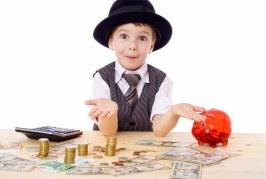 آموزش مدیریت مالی به کودکان با مدیریت صحیح «پول توجیبی»