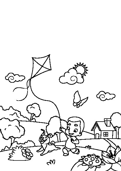 کتاب رنگ آمیزی برای کودکان | مجموعه رنگ آمیزی برای پسر ها