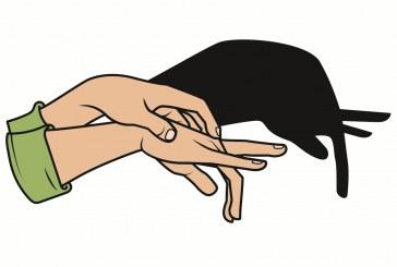 آموزش سایه بازی با دست (دست و سایه ۶)