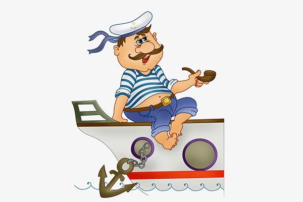 معما و تست هوش   دریانوردان و سفر دریایی